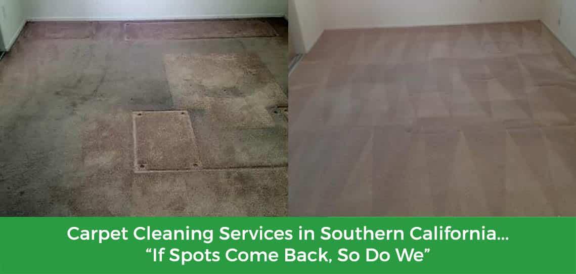 Carpet Cleaning in Riverside, San Bernardino, & Orange Counties